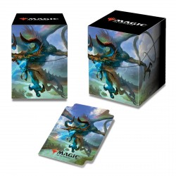 Ultra Pro - Elder Dragons 100+ Deck Box - Nicol Bolas, the Ravager