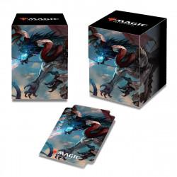 Ultra Pro - Elder Dragons 100+ Deck Box - Palladia-Mors, the Ruiner