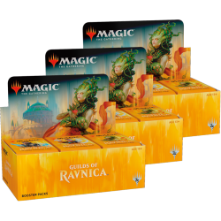 Guilds Of Ravnica Booster Box Lot (3x Booster Box)