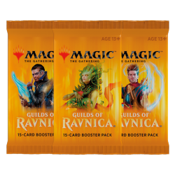 Guilds Of Ravnica Booster Draft Pack (3x Booster Pack)