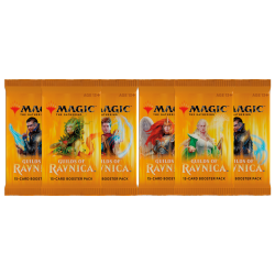 Guilds Of Ravnica Six Pack (6x Booster Pack)