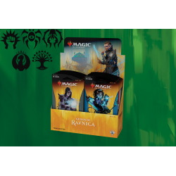 Set Theme Booster Les guildes de Ravnica (5x Booster)