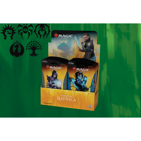 Guilds of Ravnica Theme Booster Set (5x Booster)