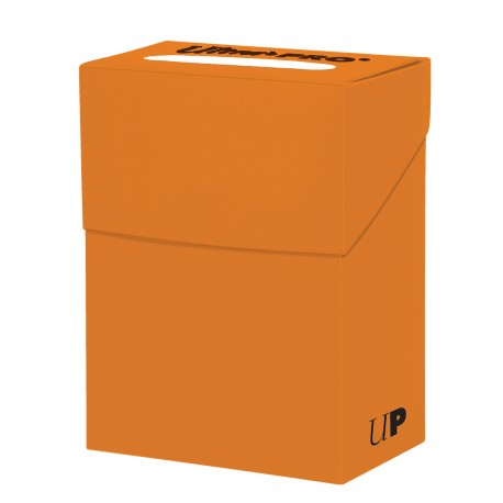 Ultra Pro - Deck Box - Pumpkin Orange