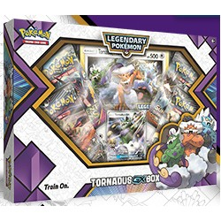 Pokemon - Tornadus-GX Box