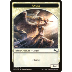 Angel // Angel Token - Foil