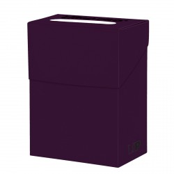 Ultra Pro - Deck Box - Plum