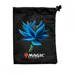 Ultra Pro - Dice Bag - Treasure Nest - Black Lotus