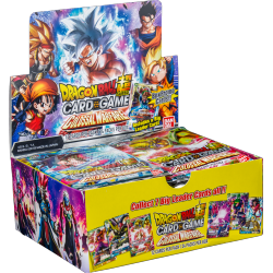 Dragon Ball Super - Boîte de Boosters Series 4 - Colossal Warfare