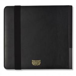 Dragon Shield - Card Codex Portfolio 576 - Black