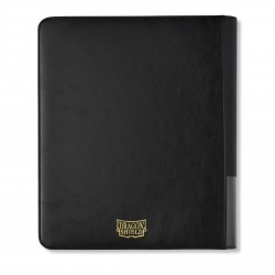 Dragon Shield - Card Codex Zipster Portfolio 360 - Black