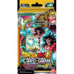 Dragon Ball Super - Starter Deck Series 5 - The Crimson Saiyan