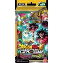 Dragon Ball Super - Deck De Démarrage Série 5 - The Crimson Saiyan