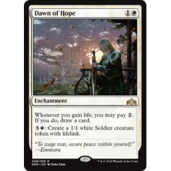 Aube de l'espoir