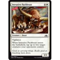 Intrusive Packbeast
