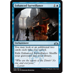 Enhanced Surveillance