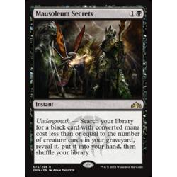 Mausoleum Secrets