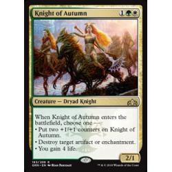Chevalière de l'automne