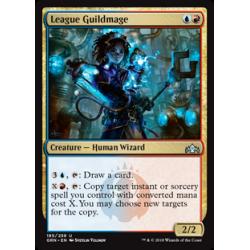 League Guildmage
