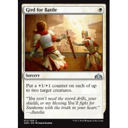Gird for Battle - Foil