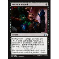 Necrotic Wound - Foil