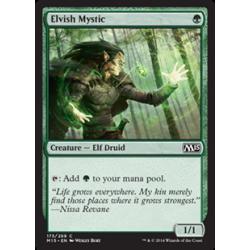 Mystique elfe