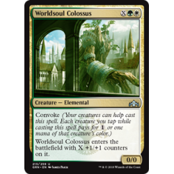 Worldsoul Colossus - Foil