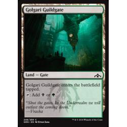 Golgari Guildgate (Version 1) - Foil