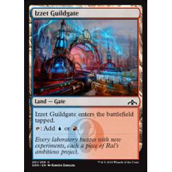 Porte de la guilde d'Izzet - Foil