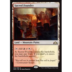Sacred Foundry - Foil