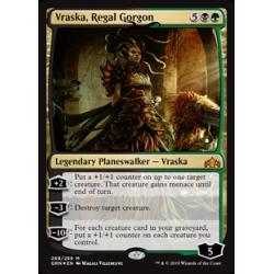 Vraska, majestätische Gorgo - Foil