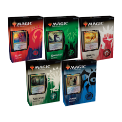 Guilds of Ravnica Guild Kit Set (5x Kit)