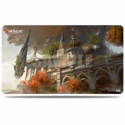 Ultra Pro - Guilds of Ravnica Playmat - Temple Garden
