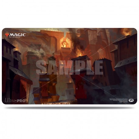Ultra Pro - Guilds of Ravnica Playmat - Sacred Foundry