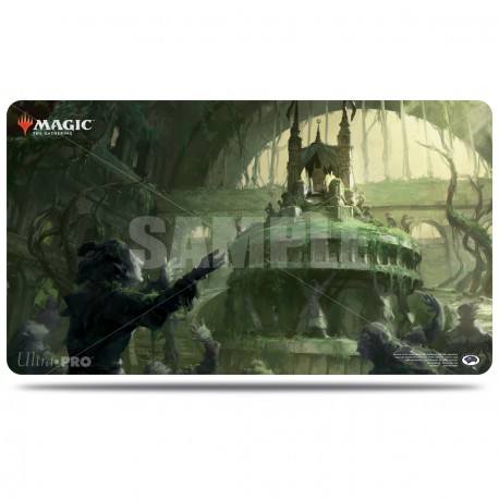 Ultra Pro - Guilds of Ravnica Playmat - Overgrown Tomb