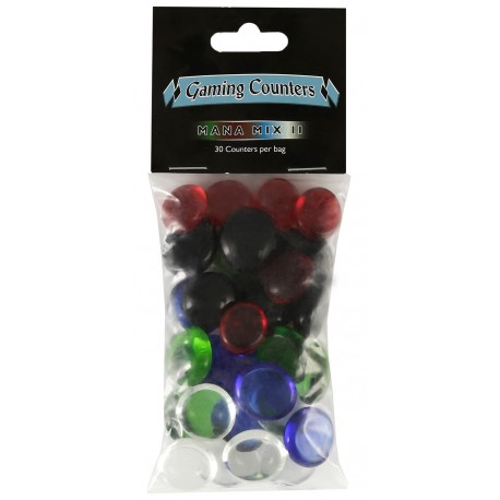Gaming Counters - Mana Mix, 30ct