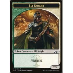 Elf Knight Token