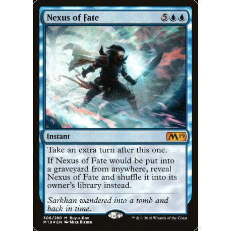 Nexus of Fate - Buy-a-Box Promo