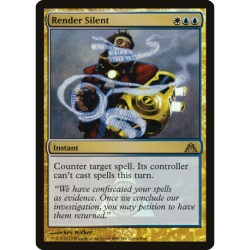 Render Silent - Buy-a-Box Promo
