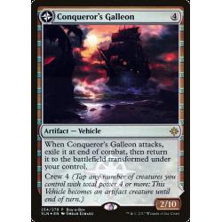 Conqueror's Galleon // Conqueror's Foothold - Buy-a-Box Promo