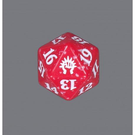 D20 Spindown Die - Guilds of Ravnica