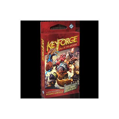 KeyForge - L'Appel des Archontes - Deck Archonte