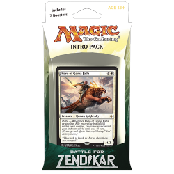 Battle for Zendikar Intro Pack