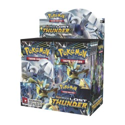 Pokemon - SM8 Echo des Donners Booster Display (36 Boosters)