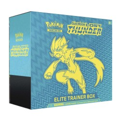 Pokemon - SM8 Echo des Donners Top-Trainer-Box