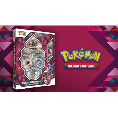 Pokemon - Collection Premium - Gardiens des îles GX