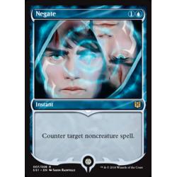 Négation - Foil