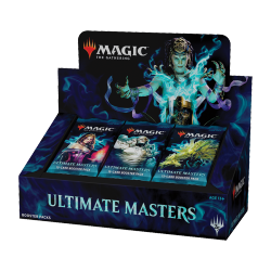 Ultimate Masers Booster Display