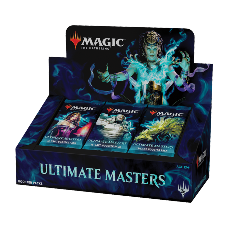 Ultimate Masers Booster Box