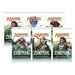 Battle for Zendikar Booster Six Pack (6x)